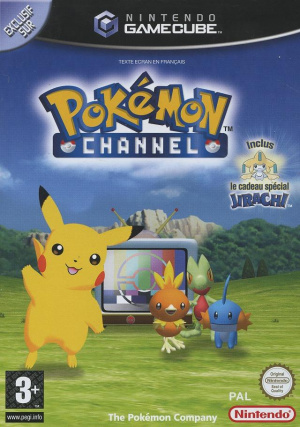 Pokémon Channel sur NGC
