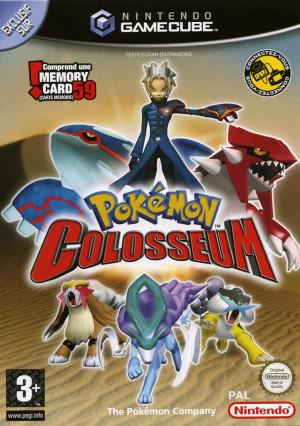 Pokémon Colosseum sur NGC