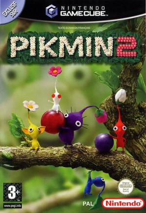 Pikmin 2 sur NGC