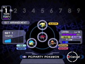 Pokemon XD passe à l'attaque