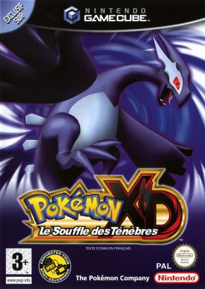 Pokémon XD : Le Souffle des Ténèbres sur NGC