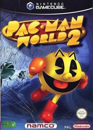 Pac-Man World 2 sur NGC