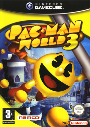 Pac-Man World 3 sur NGC
