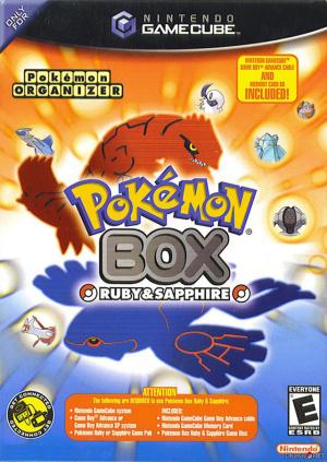 Pokémon Box : Rubis & Saphir sur NGC