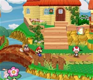 Paper Mario : La Porte Millenaire