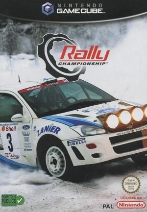 Rally Championship sur NGC