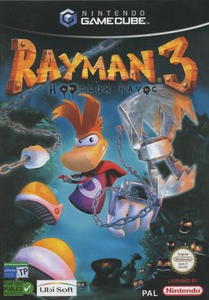 Rayman 3 : Hoodlum Havoc sur NGC