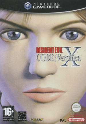 Resident Evil : Code : Veronica X sur NGC