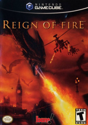 Reign of Fire sur NGC