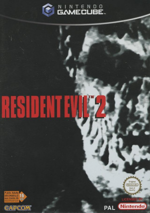 Resident Evil 2 sur NGC