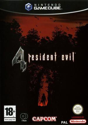 Resident Evil 4 sur NGC
