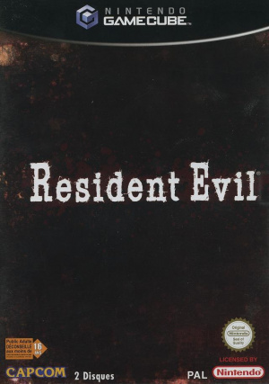 Resident Evil sur NGC