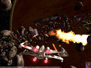 Les jeux Star Wars : Rogue Squadron que vous n'aurez jamais