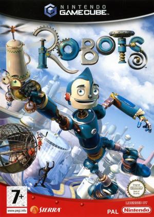 Robots sur NGC