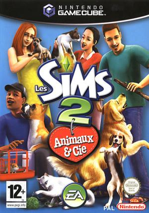Les Sims 2 : Animaux & Cie sur NGC