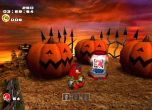 Oldies : Sonic Adventure 2 Battle
