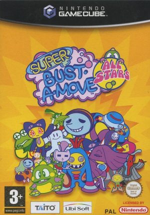 Super Bust-A-Move All Stars sur NGC