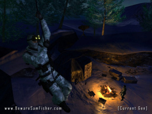 Images : Sam Fisher, cet agent double