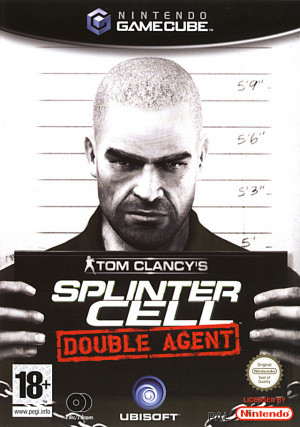Splinter Cell Double Agent sur NGC
