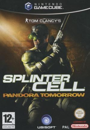 Splinter Cell Pandora Tomorrow sur NGC