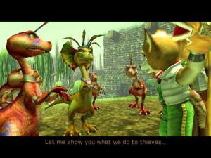 Starfox Adventures : Dinosaur Planet - Gamecube