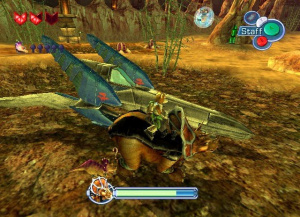 Starfox Adventures : Dinosaur Planet