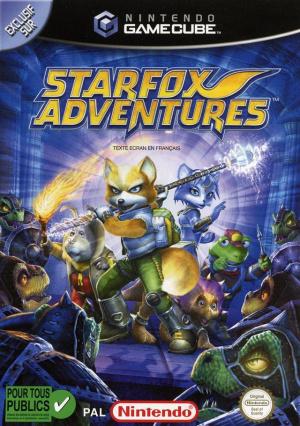 StarFox Adventures sur NGC