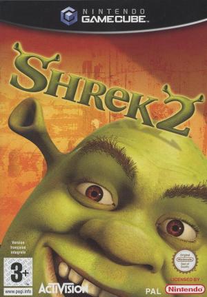 Shrek 2 sur NGC