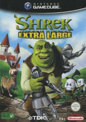 Shrek : Extra Large sur NGC