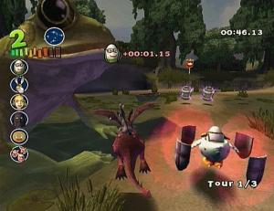 Shrek Smash'N'Crash Racing
