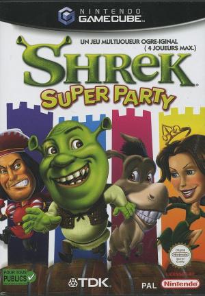 Shrek : Super Party sur NGC
