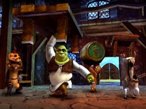 Shrek : SuperSlam - Gamecube