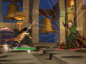 Shrek : SuperSlam en images