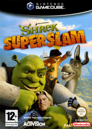Shrek : SuperSlam sur NGC