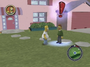 The Simpsons : Hit & Run