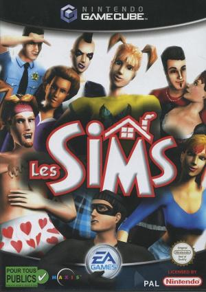 Les Sims sur NGC