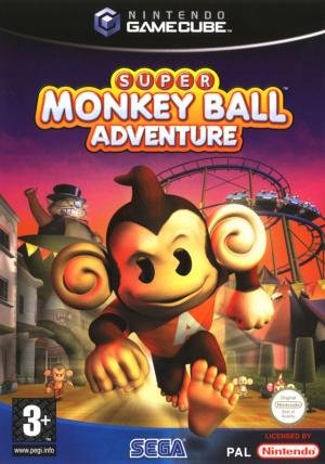 Super Monkey Ball Adventure sur NGC