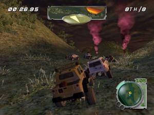 Images de contrebande sur Gamecube