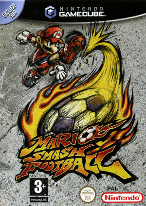 Mario Smash Football sur NGC