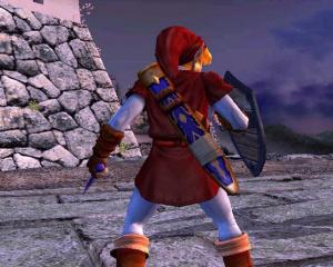 Soul Calibur 2 : Link sur son 31