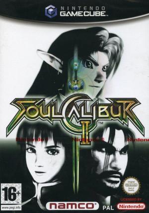 SoulCalibur II sur NGC