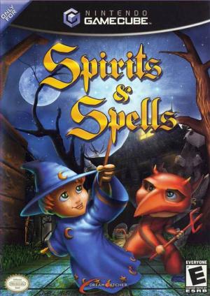 Spirits & Spells sur NGC