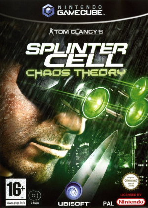 Splinter Cell Chaos Theory sur NGC