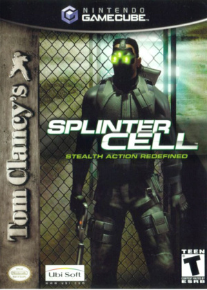Splinter Cell sur NGC