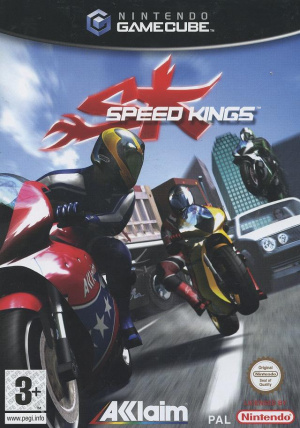 Speed Kings sur NGC