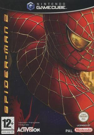 Spider-Man 2 sur NGC