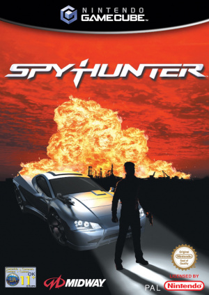Spy Hunter sur NGC