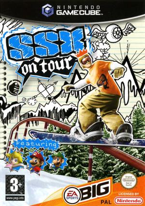 SSX on Tour sur NGC