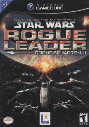 Star Wars : Rogue Squadron II : Rogue Leader sur NGC
