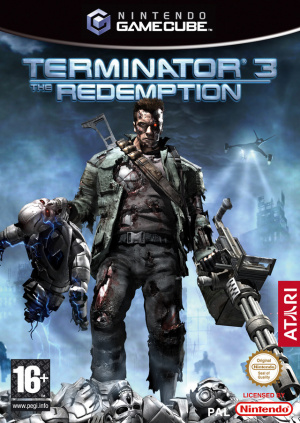 Terminator 3 : The Redemption sur NGC